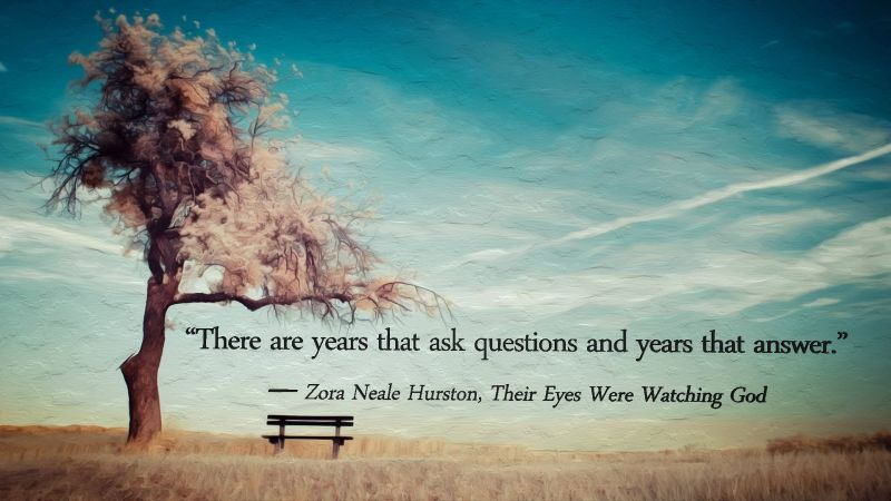 years that ask questions